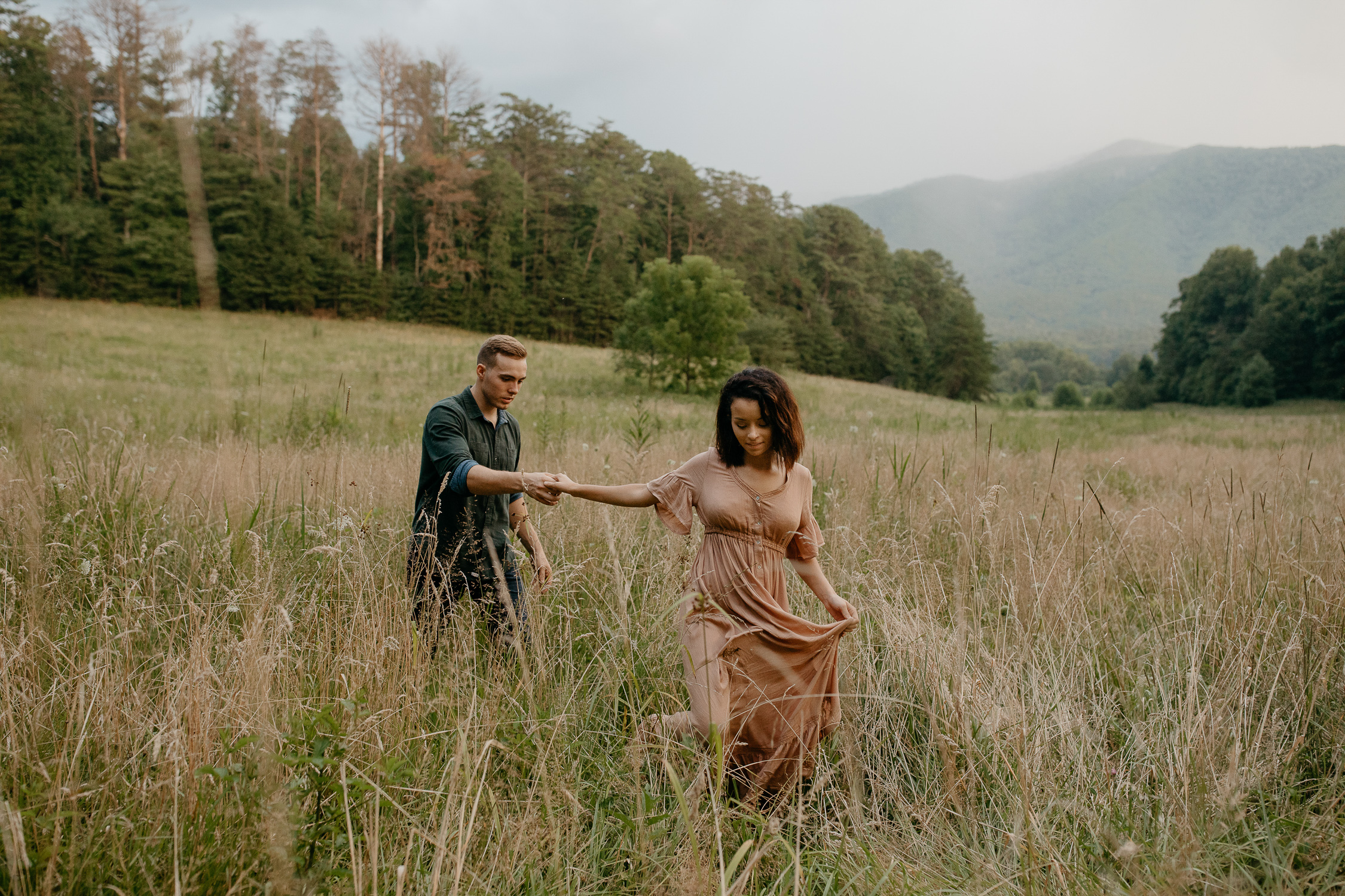 ariannamtorres and isaac engagement session at cades cove smoky mountains elopement-97.jpg