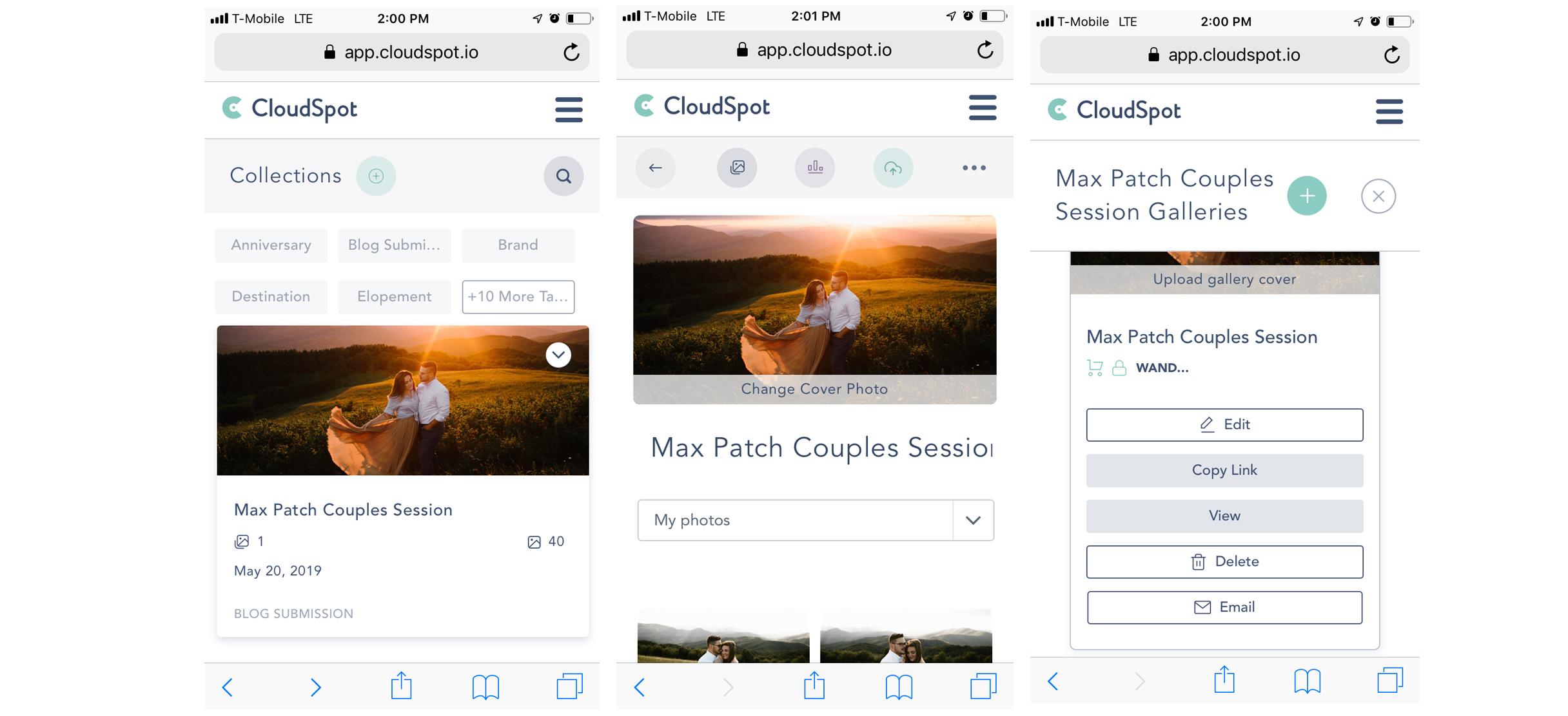 cloudspot gallery mobile sharing review.jpg