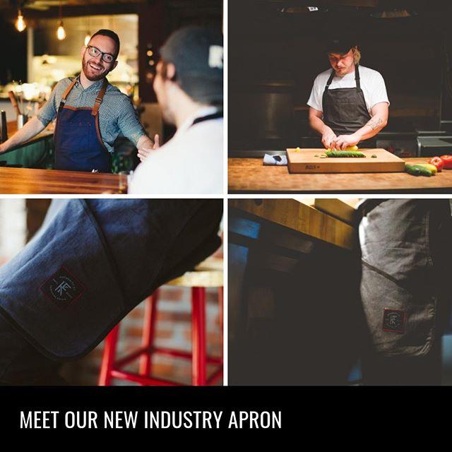 Meet Kevin Arndt (St. Louis Bartender) & The Knife & Flag Industry Apron