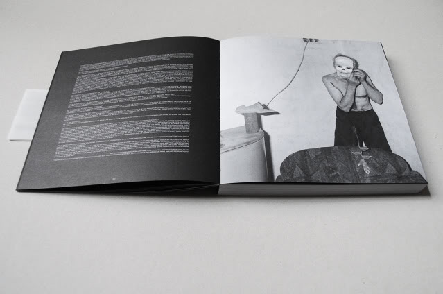 ROGER BALLEN ARTICLE PAGE IN SOME/THINGS MAGAZINE ISSUE001 SHEDDING SNATCHES OF SONG LIKE PETALS