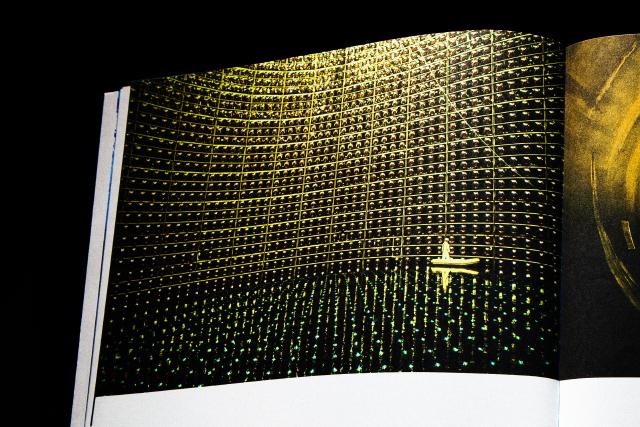 HIDEAKI UCHIYAMA JAPAN UNDERGROUND photographs in SOME/THINGS MAGAZINE CHAPTER006, Super-Kamiokande Neutrino Detection Experiment Hida, Gifu / 2001
