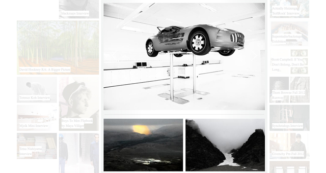 SOME/THINGS FEATURED ON POST NEW INCLUDING AN INTERVIEW WITH MONIKA BIELSKYTE BY ADAM BRYCE