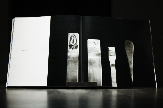 EL BULLI COLLECTION UTENSILS DESIGNED BY LUKI HUBER IN COLLABORATION WITH FERRAN ADRIÀ, FOR SOME/THINGS CHAPTER006