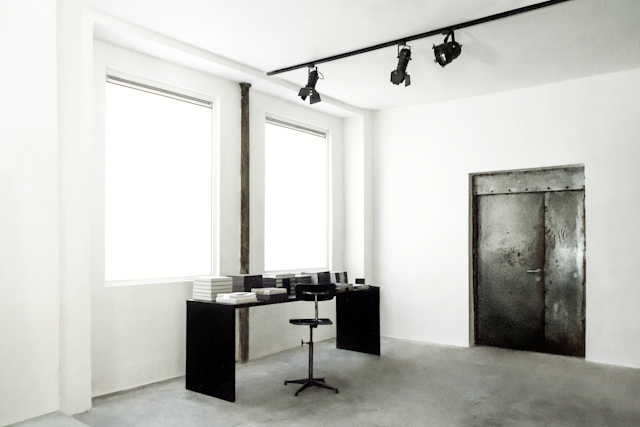 SOME/THINGS SECRET GALLERY SPACE, PARIS, PHOTOGRAPHED BY DARIO RUGGIERO, SOME/THINGS AGENCY