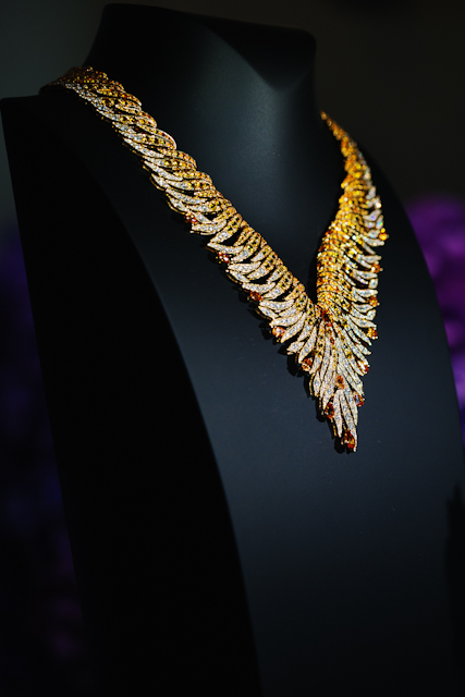 VAN CLEEF & ARPELS 'PIERRES DE CARACTERE' PRESENTATION | JULY 2013, PHOTOGRAPHY BY matteo carcelli SOME/THINGS AGENCY