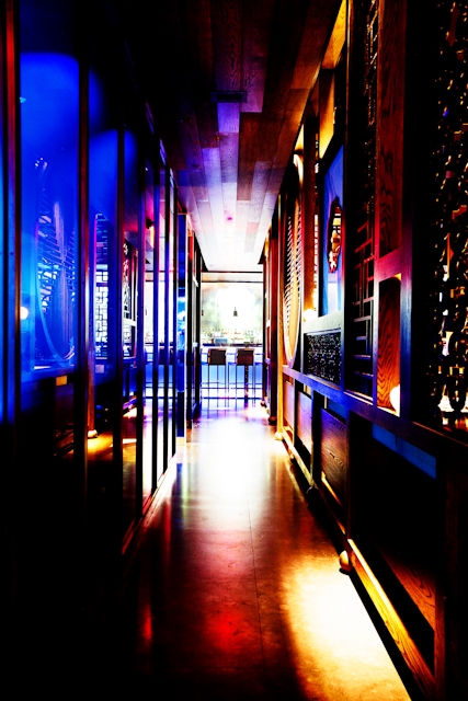 MODERN CHINESE FINE DINING RESTAURANT HAKKASAN NEW YORK, LED BY CHEF HO CHEE BOON, WITH INTERIOR DESIGN BY GILLES & BOSSIER