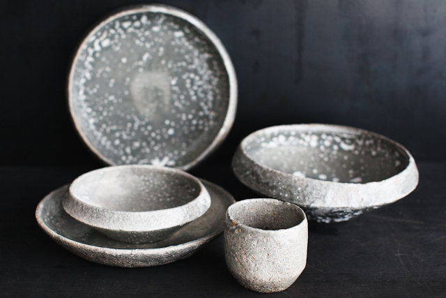 SOME/THINGS LIMITE/DITIONS CERAMIC BOWLS BY ELENA GILEVA, PHOTOGRAPHED BY MATTEO CARCELLI FOR SOME/THINGS AGENCY