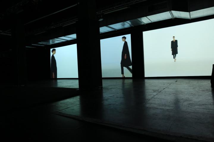 nicolas andreas taralis s/s2014 presentation | video by mote sinabel