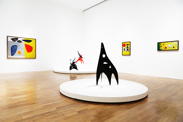 alexander calder exhibition at pace gallery london by nat urazmetova | SOME/THINGS S/TUDIO