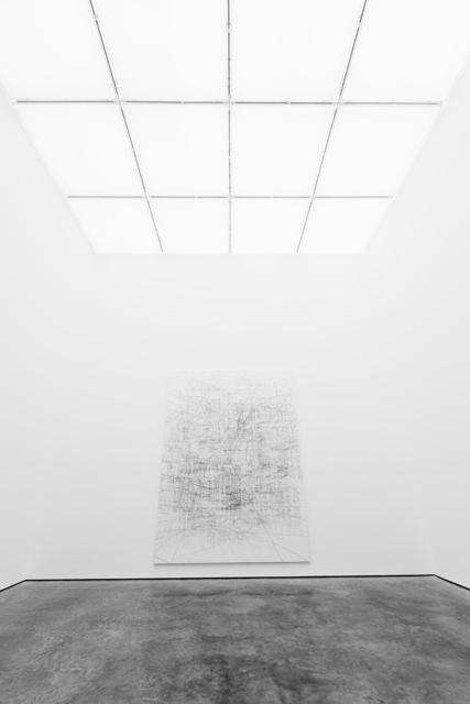 SOMESLASHTHINGS AGENCY WHITE CUBE Bermondsey London Julie Mehretu by Nat Urazmetova 01.jpg
