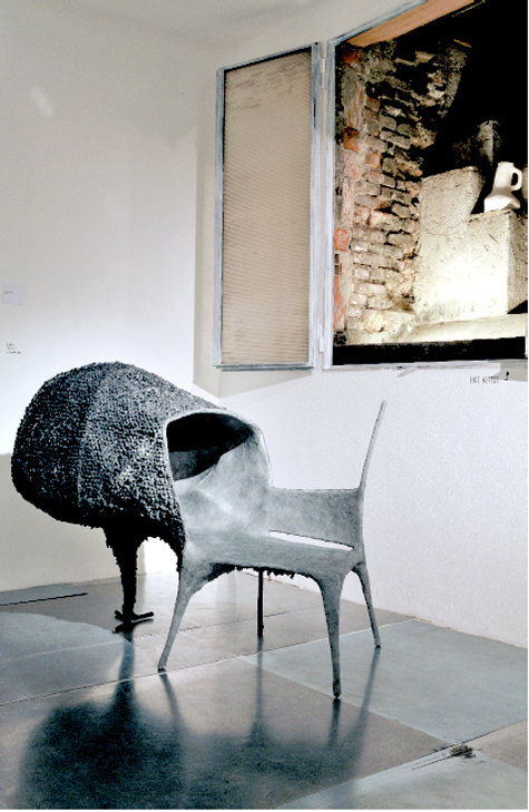 evolution, (2008), by nacho carbonell