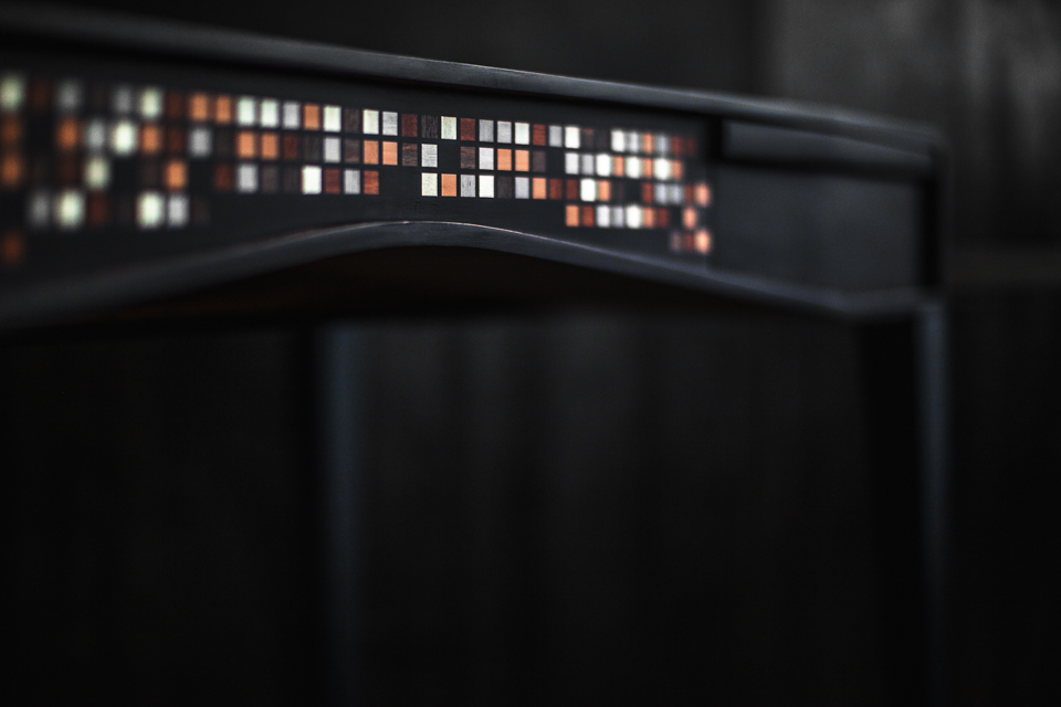 iotal element x S/T echo hifi art desk by matteo carcelli | SOME/THINGS S/TUDIO