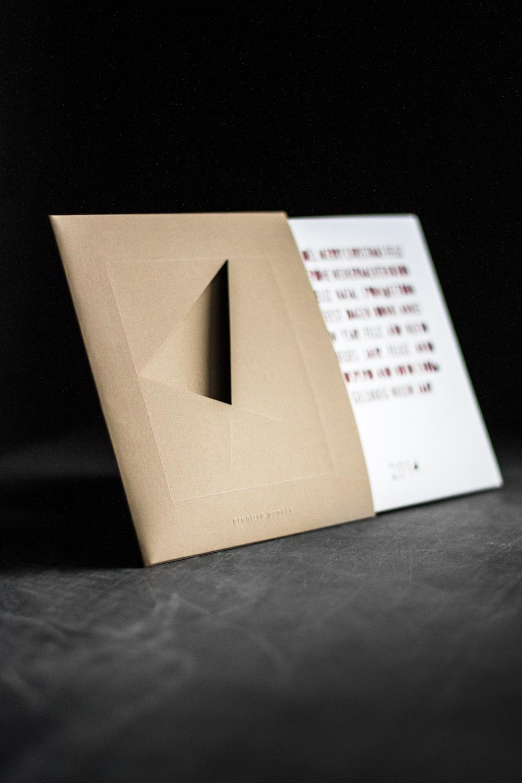 arjowiggins creative papers greetings card photography by dario ruggiero | S/TUDIO