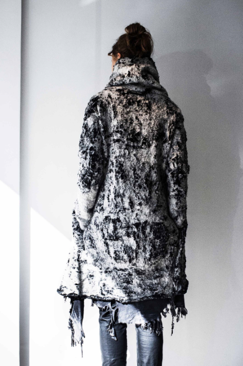 tsolo munkh fall/winter 2014 showroom by arpa poonsriratt   S/TUDIO