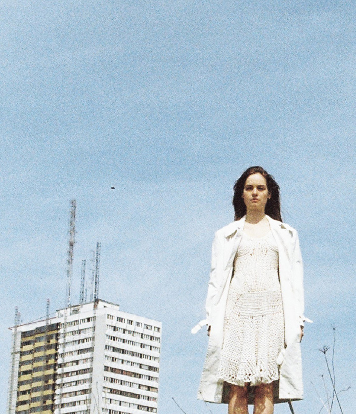 montreuil editorial in kaltbult magazine with edween malaval, stylism by kate sala, photography by elise toide