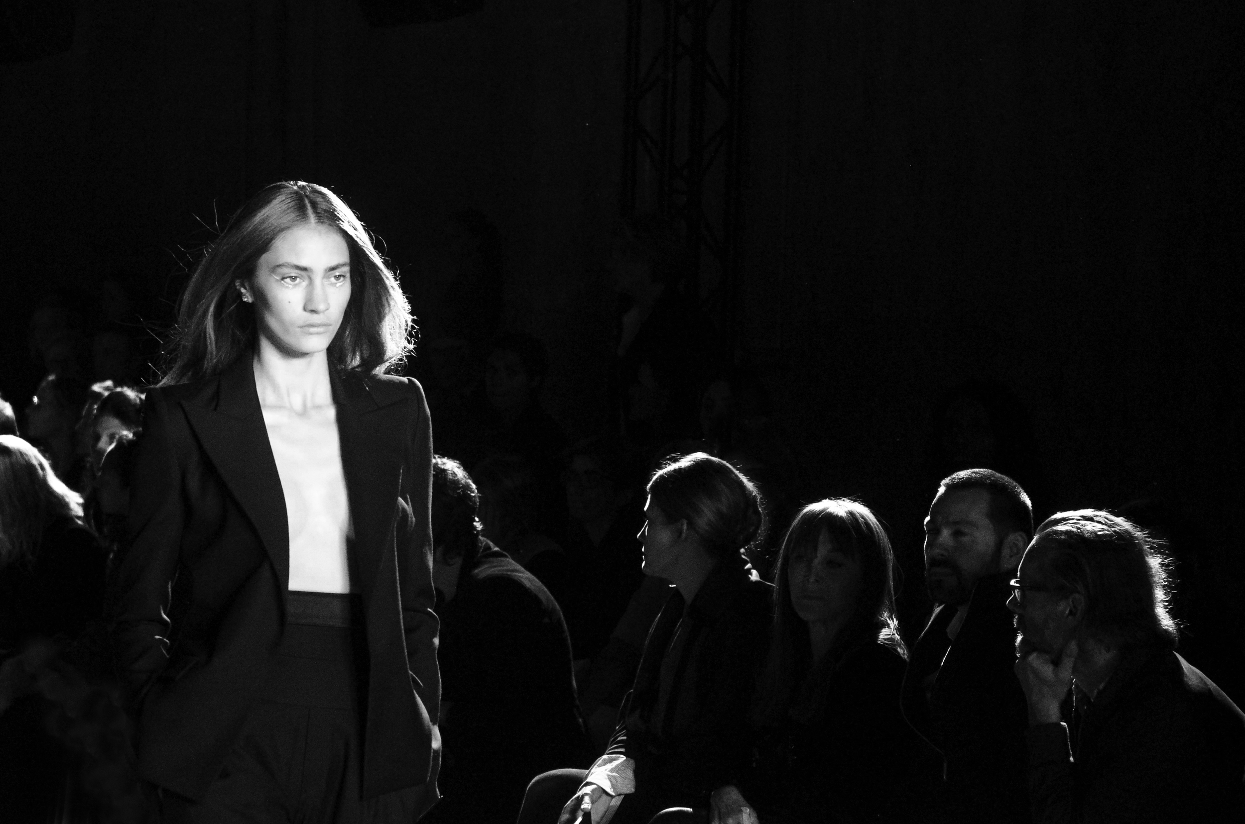 alexandre vauthier haute couture fall/winter 2014/15 model marine deleeuw photography by floriana castagna      | S/TUDIO