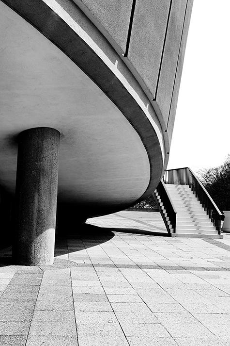 Berliner Haus Der Kulturen Der Welt photography by  nat urazmetova|S/TUDIO