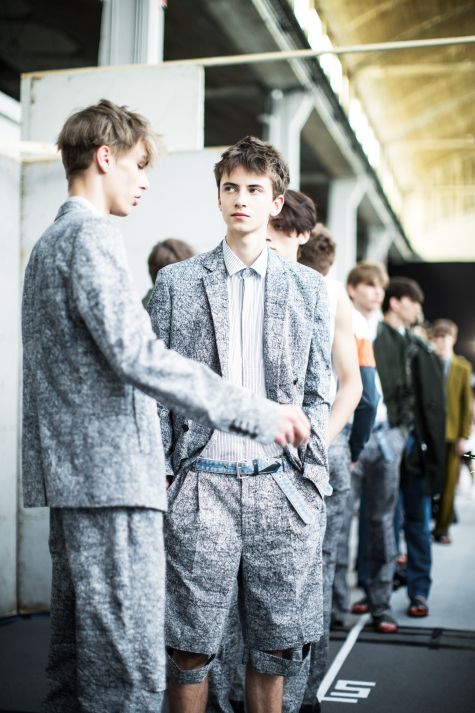 kris van assche spring/summer 2015 photography by matteo carcelli   | S/TUDIO
