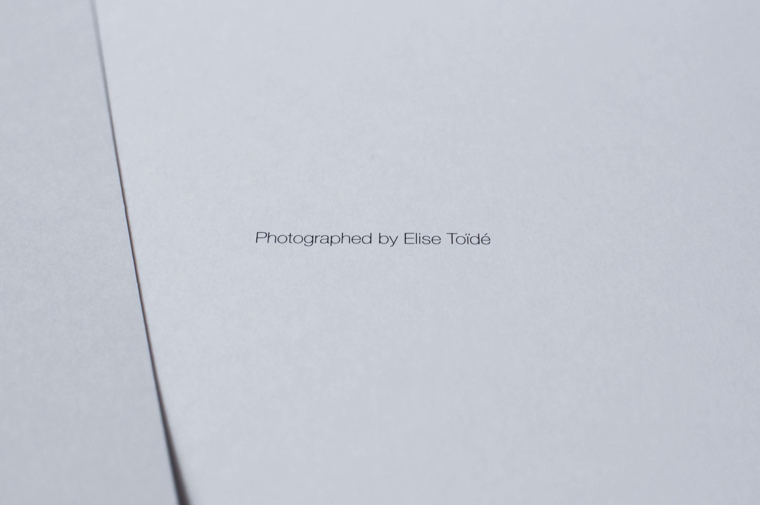 yohji yamamoto folio book by elise toide photography by natalia kuznetsova | S/TUDIO