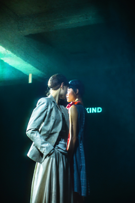 wunderkind spring/summer 2015 photography by matteo carcelli | S/TUDIO