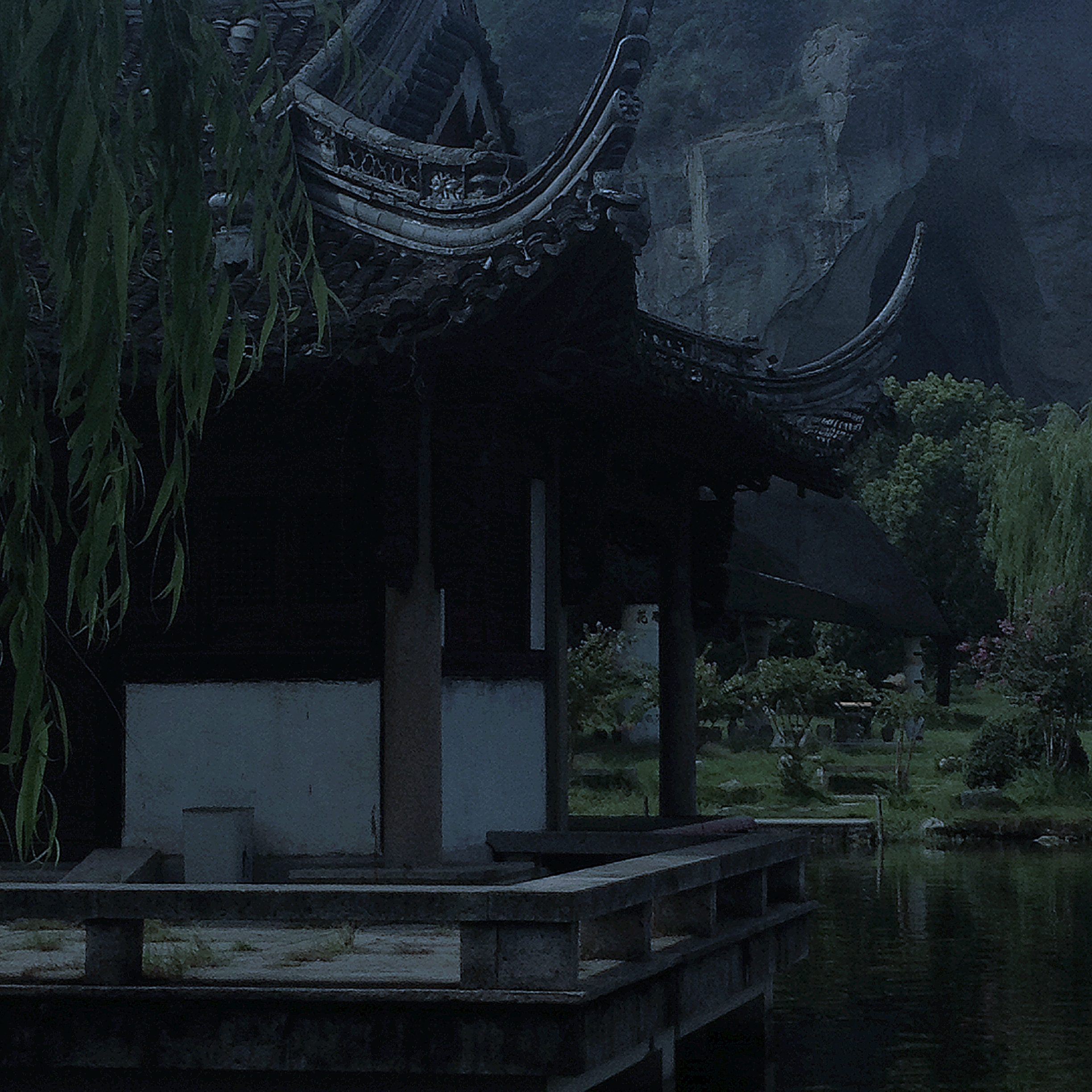 ancient chinese architecture photography by yangyanyuan  S/TUDIO