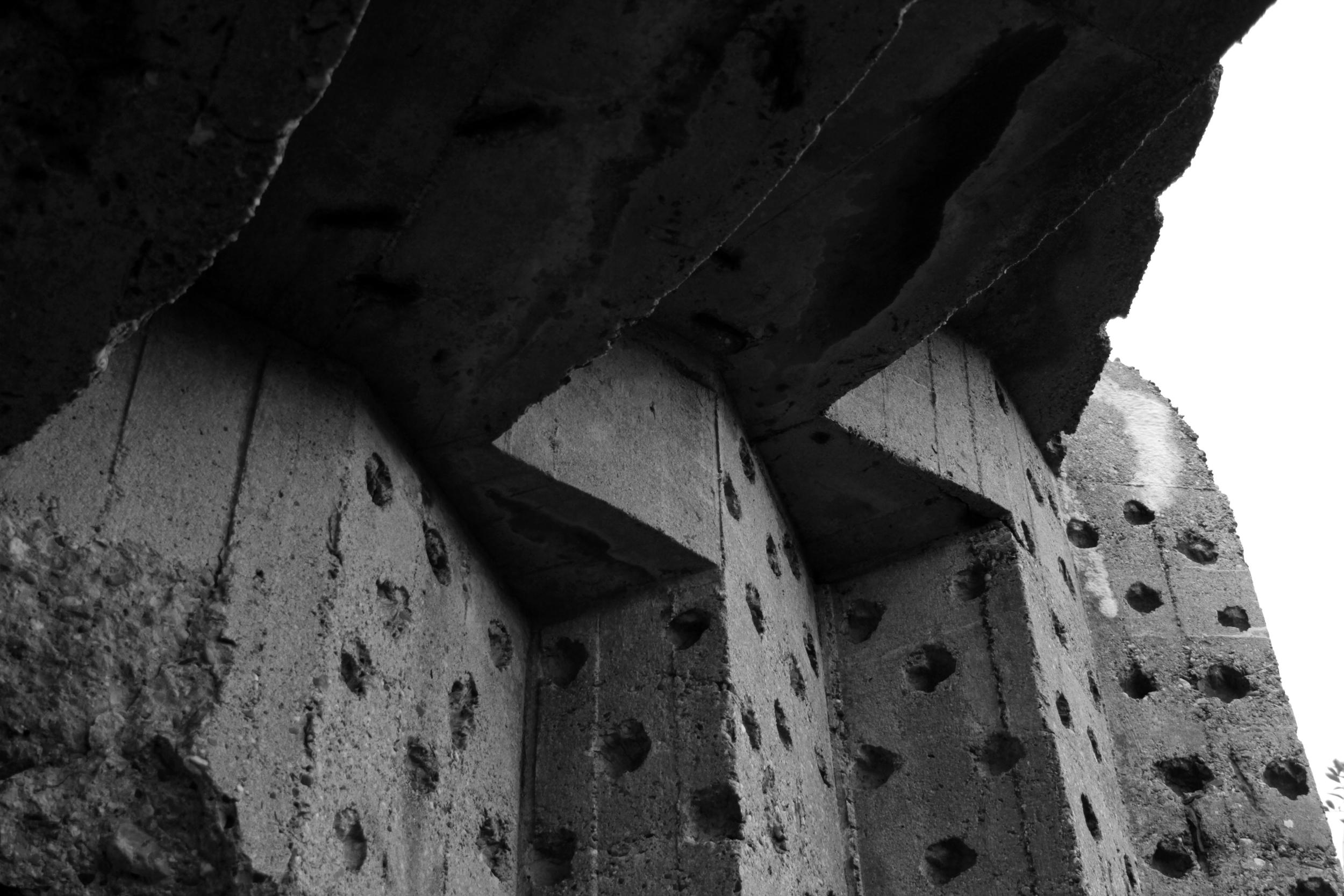 atlantic wall photography by pamela van rijswijk | S/TUDIO