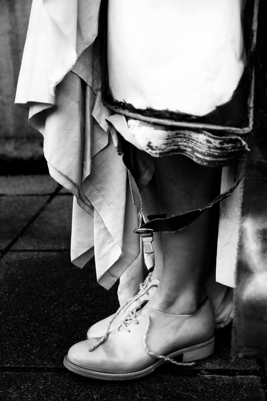 dressHarry Pontefract shoesCherevichkiotvichki