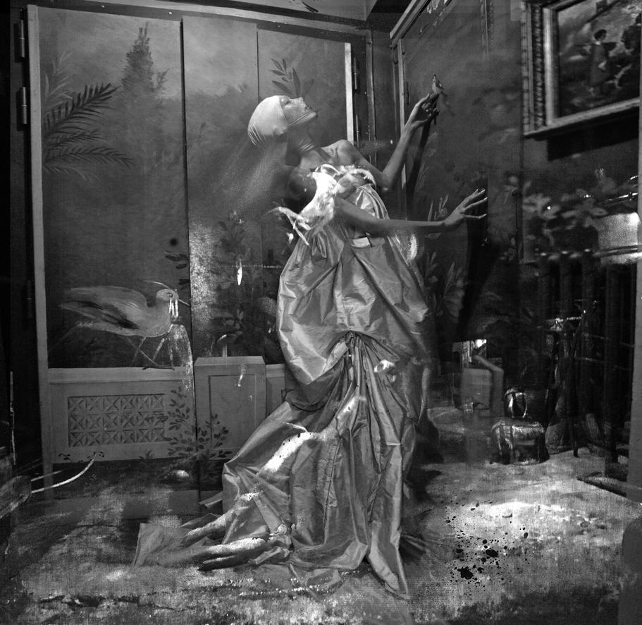 Krishna Godhead x Katharine Grace Fall/Winter 2014-15