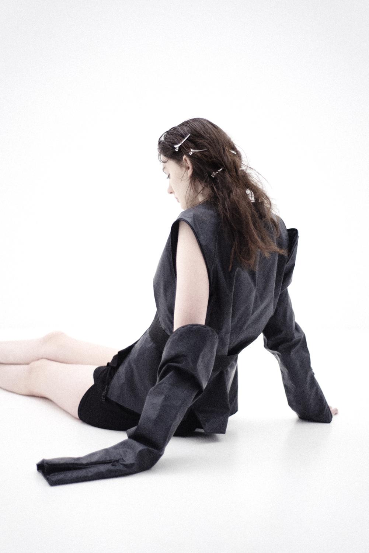 jacket GALL, Clothing body LAU