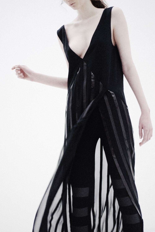 dress Ilaria Nistri, leggings Minimal To