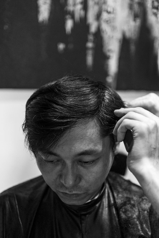andy r salon at someslashthings x ben - glossy shanghai