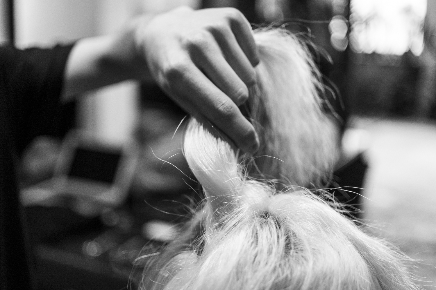 THE HAIR PROJECT | ANDY.R