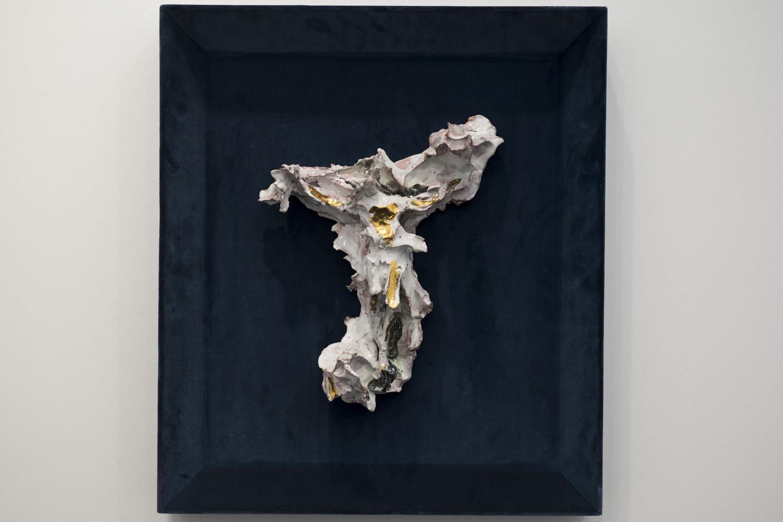 lucio fontana d eposizione della croce, 1959-1960 galerie karsten greve