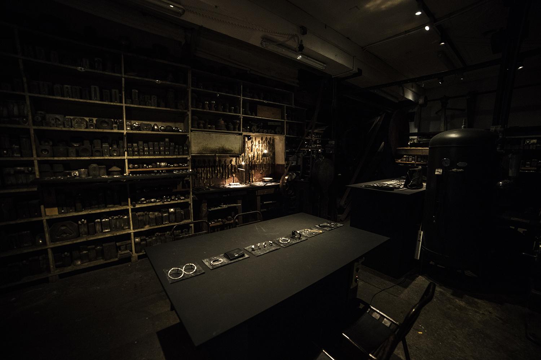 a visit to werkstatt munchen showroom in paris - photography by pattern caption 7