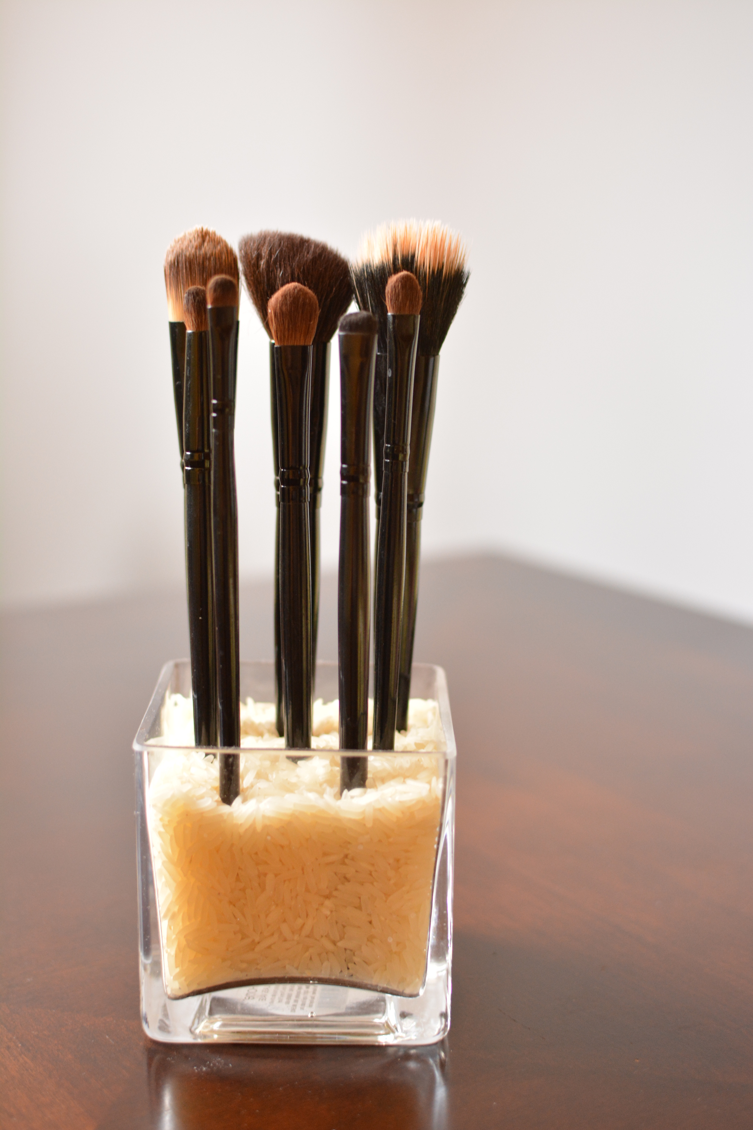 My every-day Coastal Scents brushes