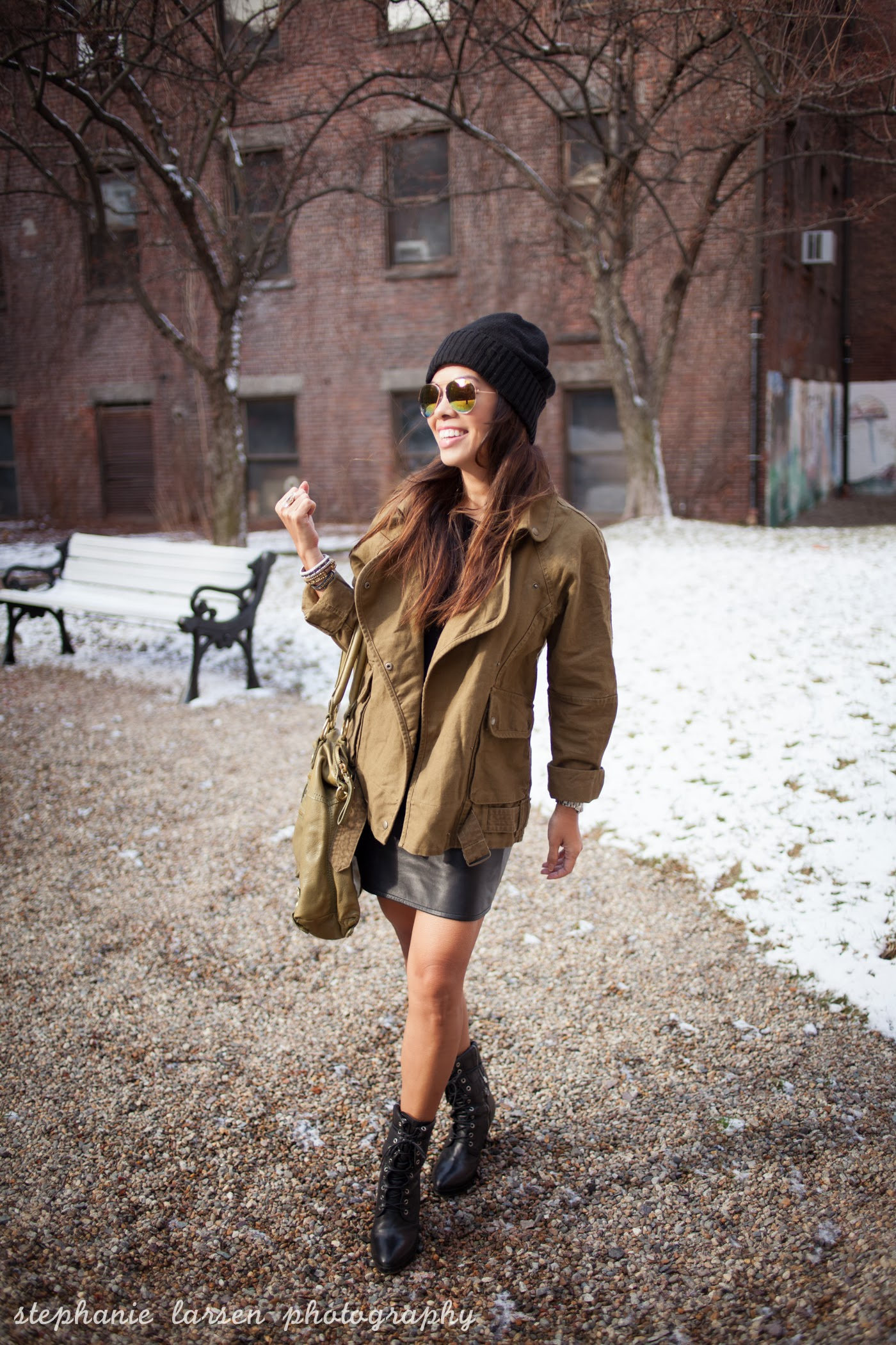 The Wearwithal Moto Chic Rachel Rosales