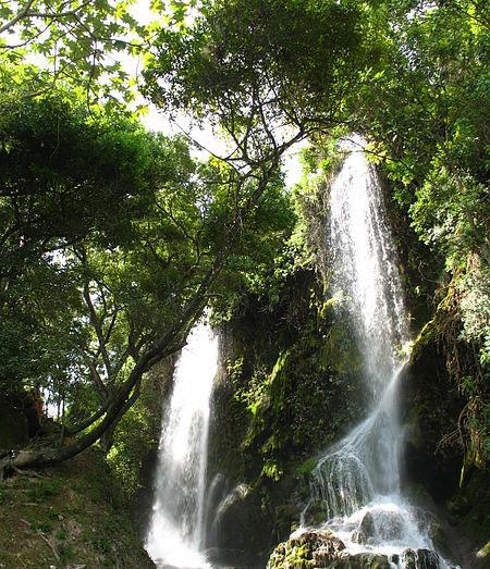 Haiti-waterfall
