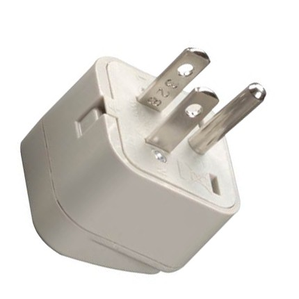 North America Grounded Plug GUA