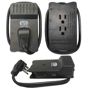 Travel Power Strip With USB Port