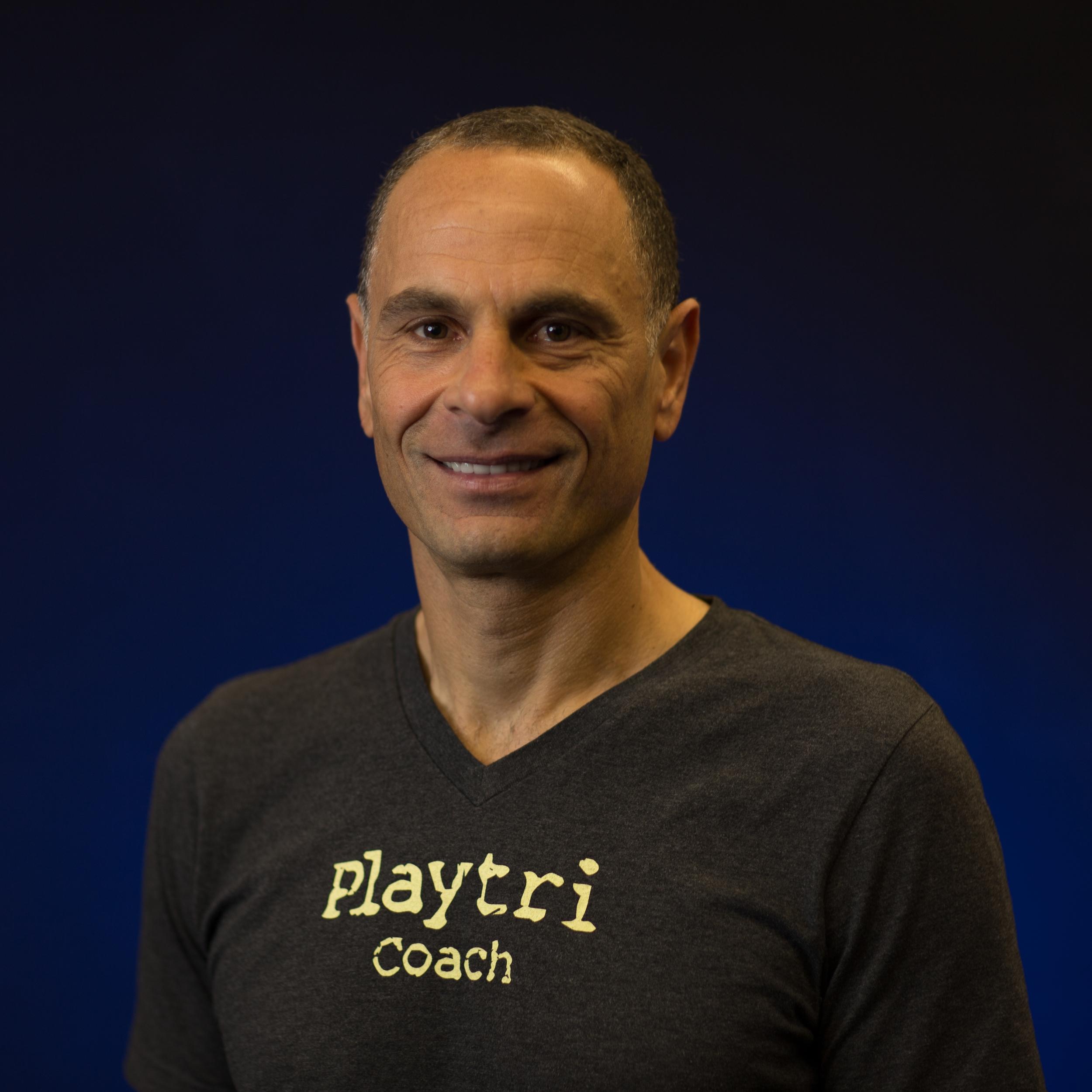 Ahmed Zaher, Head Playtri Coach