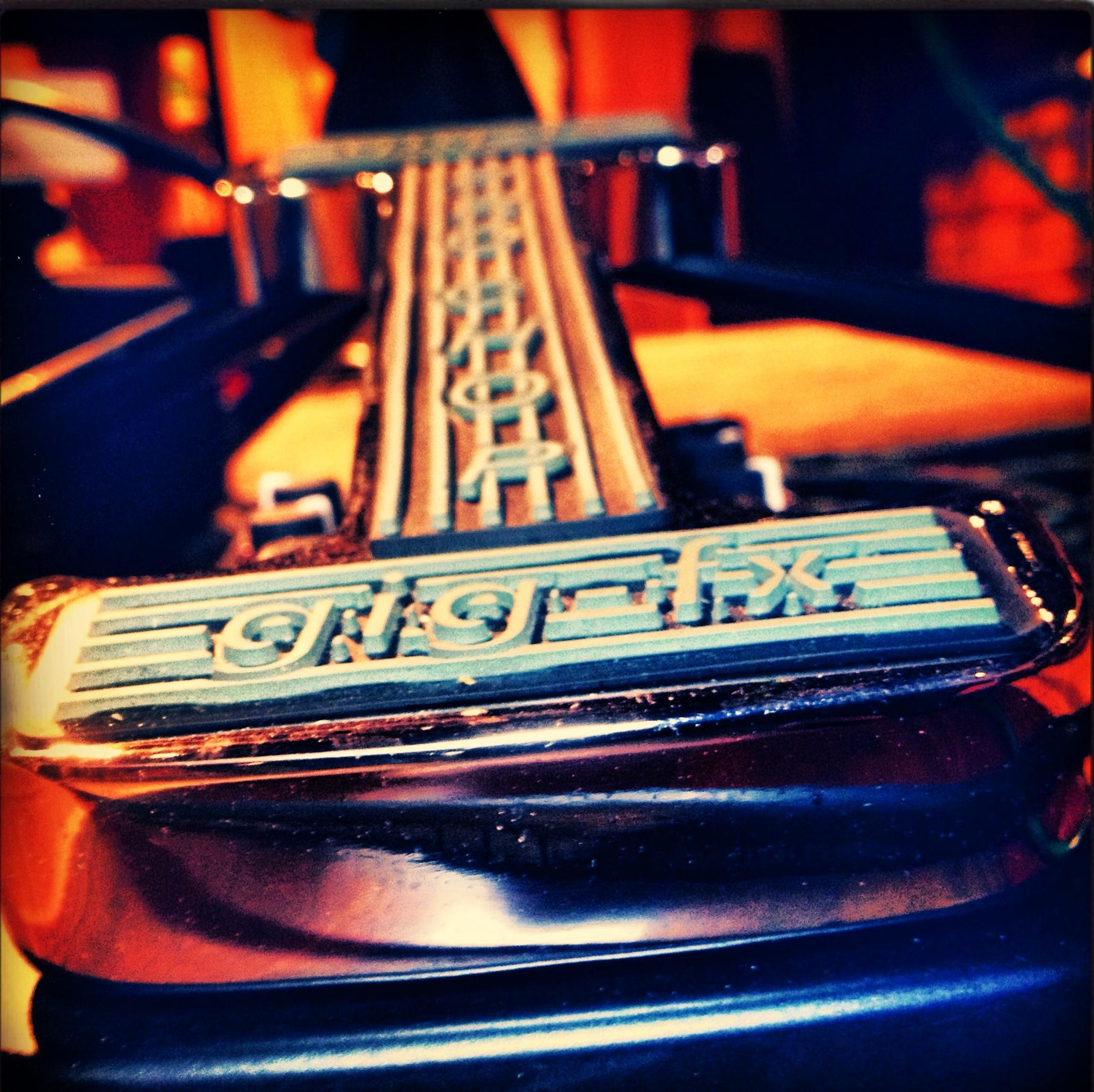 Vintage Pedal | Steve Fulton | 2014
