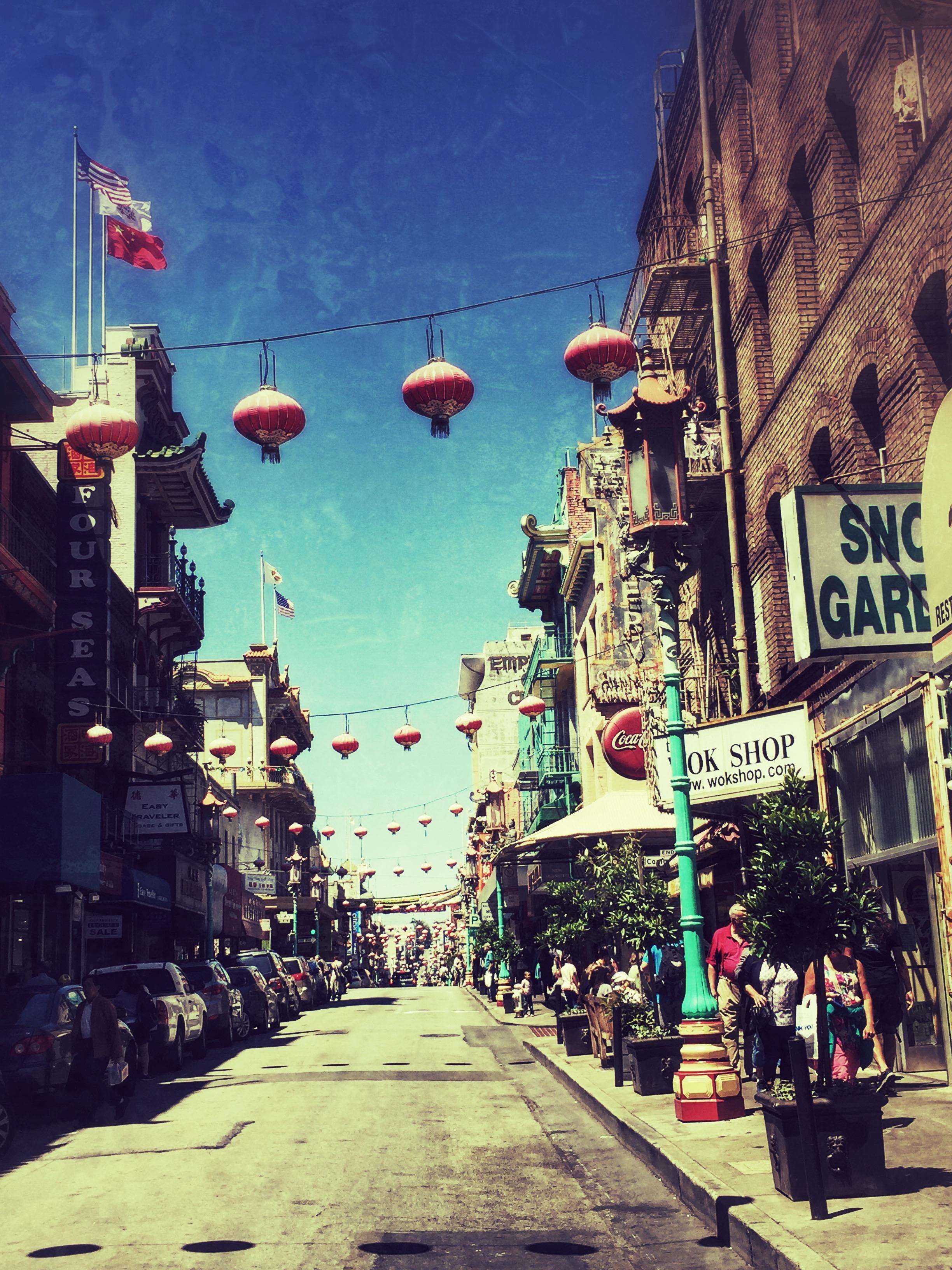 Prelude | China Town, San Francisco | 2013