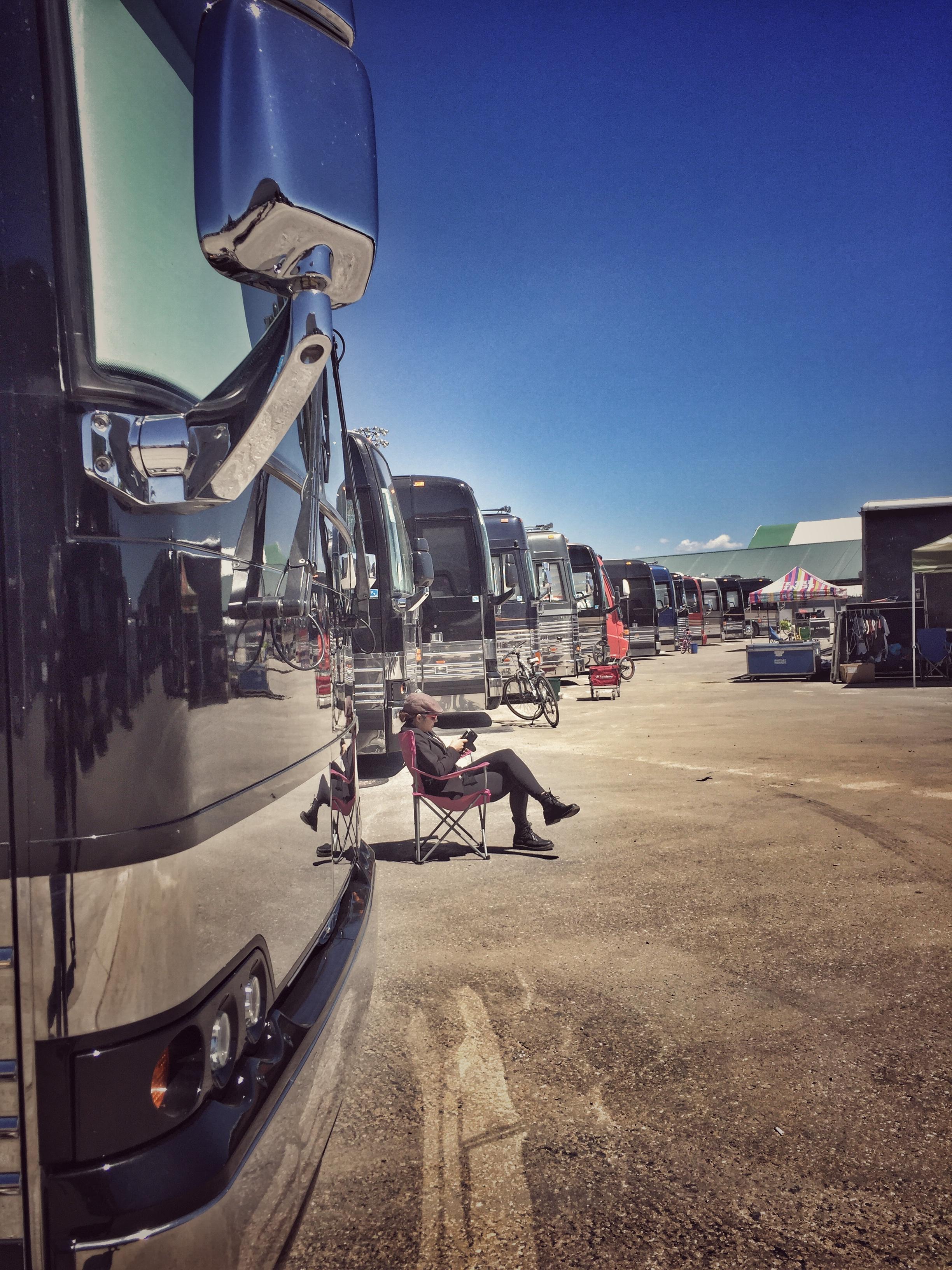 Tour Bus Chill | Vans Warped Tour | 2016