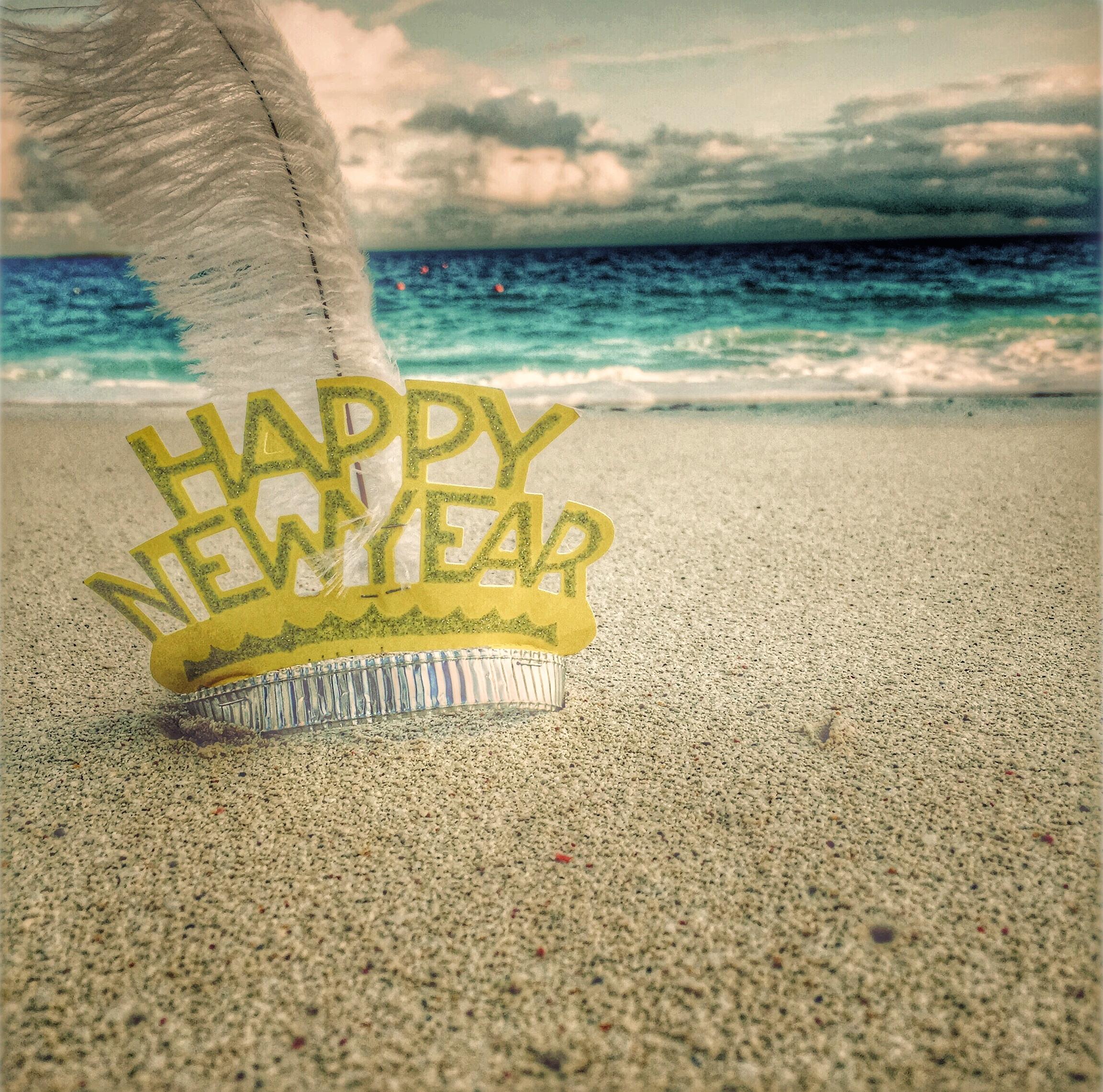 Happy New Year | Bahamas | 2014