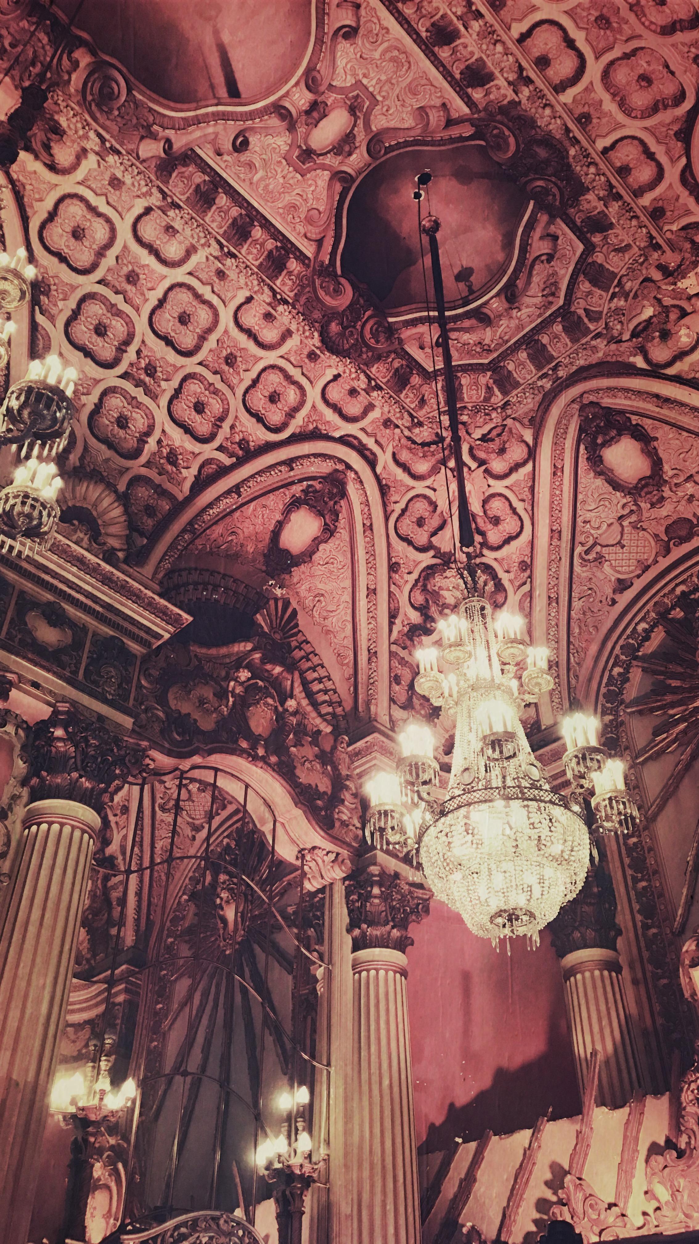Theater |DTLA | 2016