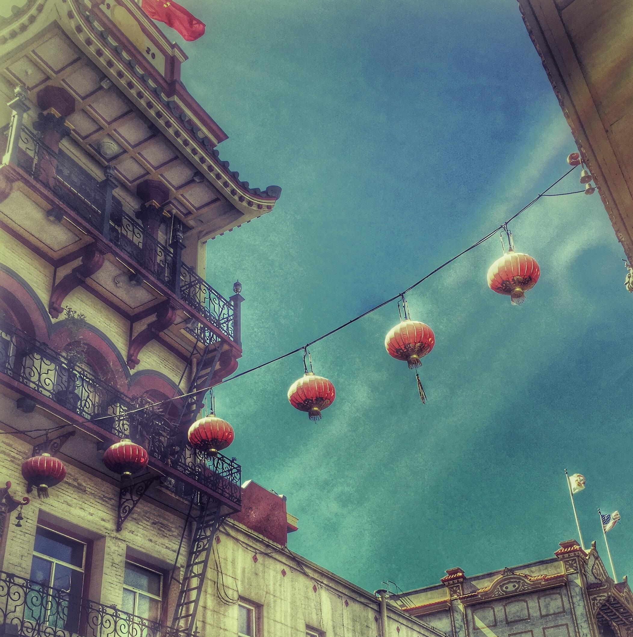 Lantern | China Town, San Francisco | 2013