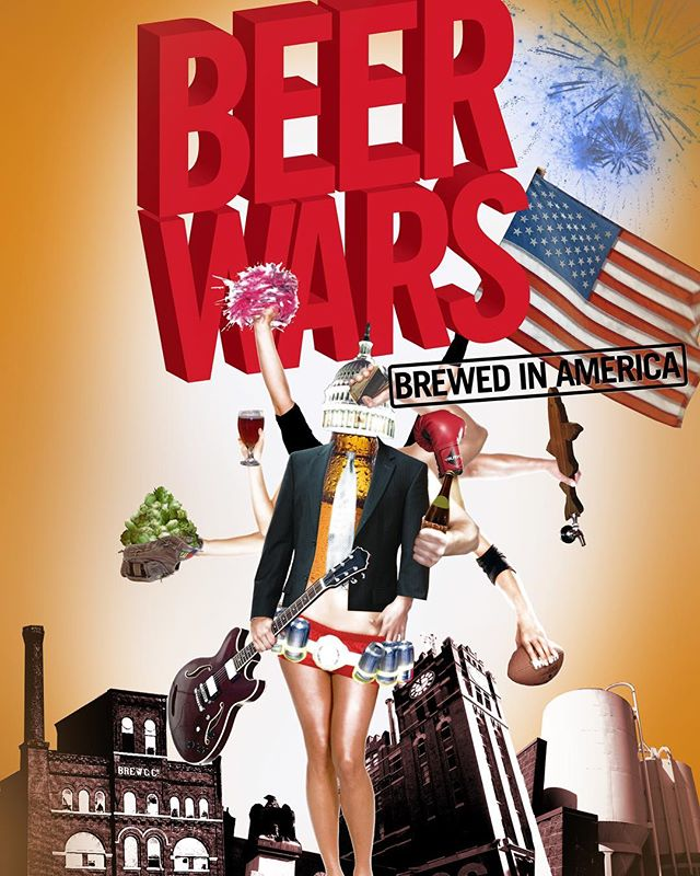 "New Episode! Revisiting Beer Wars: We look back on the 2009 documentary Beer Wars with director Anat Baron. Close to a decade after its release this film is still relevant in today's craft beer scene. Even with the addition of nearly 5,000 breweries there are still the same issues with the three-tier system, the battle for shelf space has only grown fiercer, and how advertising still plays an important role for brand loyalty. Beer Wars is worth a watch for anyone who wants to understand the inner working of the beer business . . You can listen to this episode by clicking the link in the bio or searching ""Beer Friends Happy Hour"" on your favorite podcast app . . #TheBeerFriends #linkinbio #beerwars #craftbeer #brews #🍺 #beernerd #🍻#beer #beertography #craftbeergeek #beerlover #craftbeerlover #craftbrew #beerblog #drinkcraft #Beerstagram #beerporn #podcast"