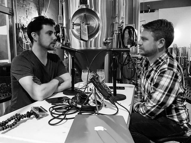"New Episode! Kills Boro Brewing Company: we interview Sean Torres of @killsboro about getting into craft beer on Staten Island, home brewing with @pourstandards, and turning that into his own brewery, Kills Boro. . . . To listen to this episode, click the link in bio, or search ""Beer Friends Happy Hour"" in your favorite podcast app."