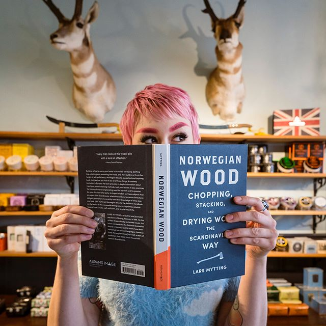 12:31 — Kent of Inglewood @kentofinglewood — You know, that place you go when you need a new axe, a gold plated cocktail set, some beard oil, plus a shave and a haircut while you're there!  #hipster #heaven