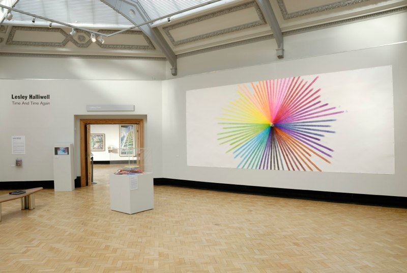 Assorted Colour Inks, 3377 Minutes - installation